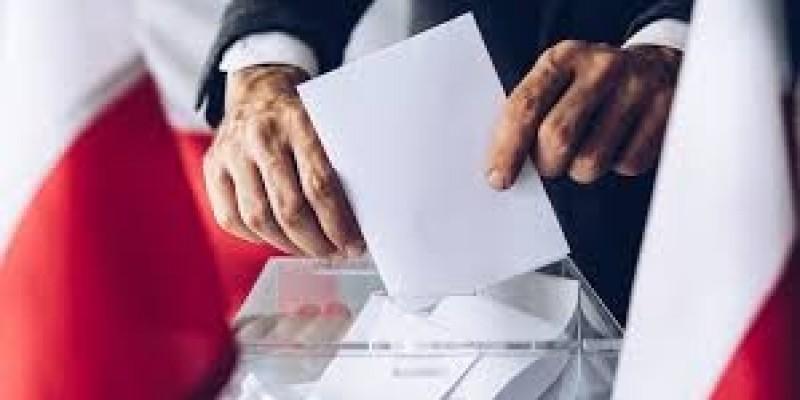 Rekordowa liczba Polaków mieszkających poza granicami zarejestrowała się do II tury wyborów