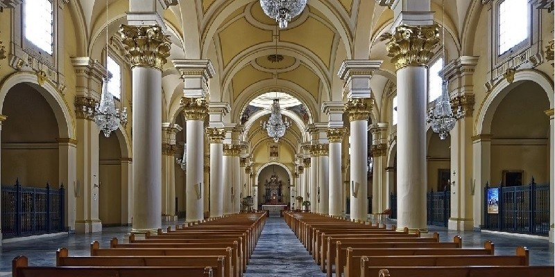 Koronawirus zaszkodził Kościołowi