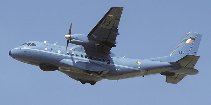 Irlandia rozważa zakup myśliwców