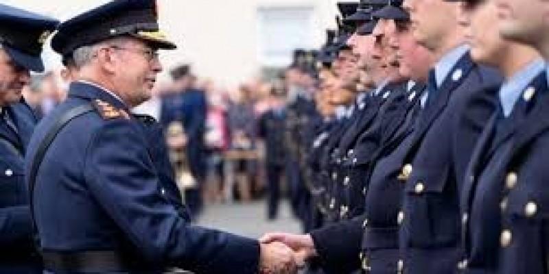 Garda wprowadza większą liczbę inspektorów