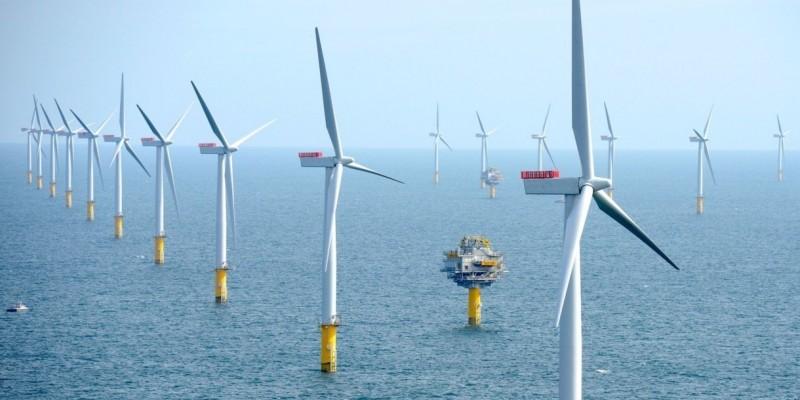Irlandia najlepiej wykorzystuje energetykę wiatrową