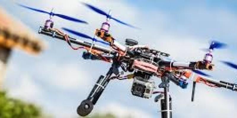 Irlandia testuje dostarczanie zakupów przez drony