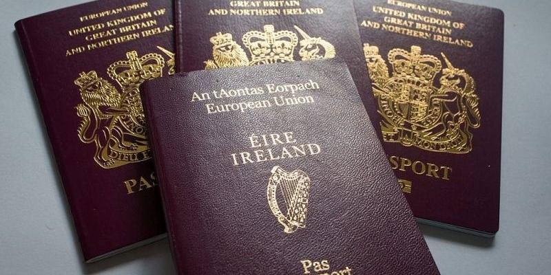 Irlandia nie wydaje paszportów