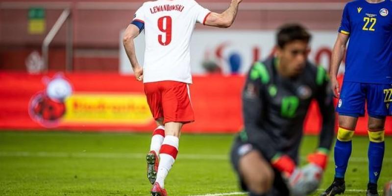Polska - Andora 3:0