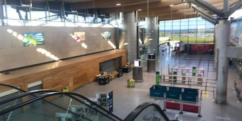 Lotnisko w Cork zamknięte we wrześniu