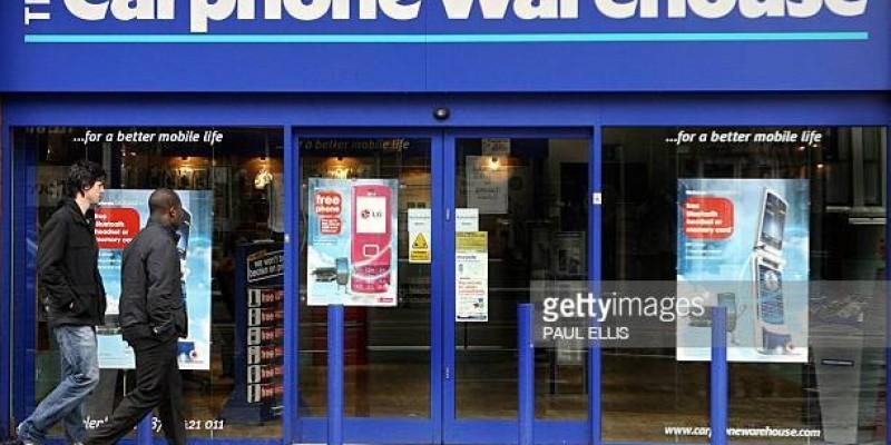 Sieć sklepów Carphone zamyka się w Irlandii od zaraz