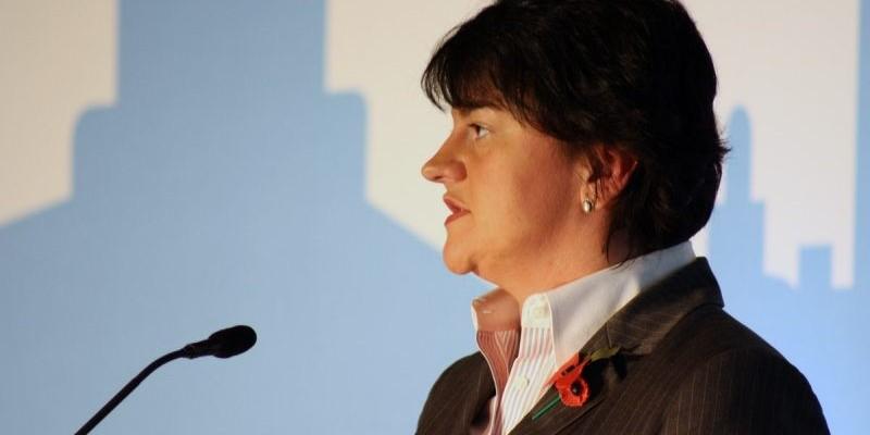 Premier Irlandii Północnej złoży rezygnację