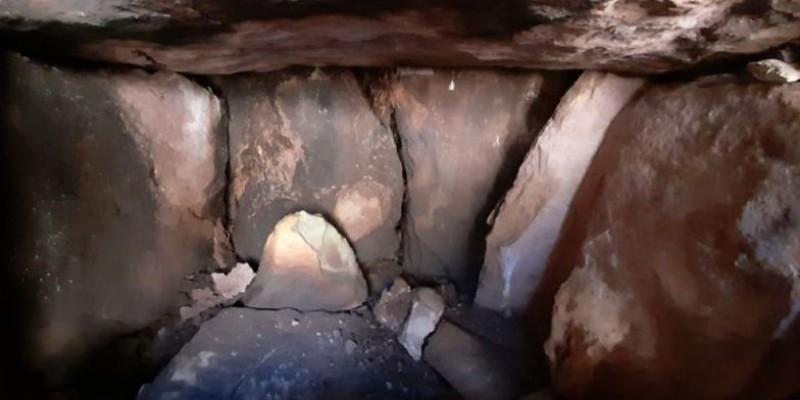 Grobowiec sprzed tysięcy lat odkryty na budowie