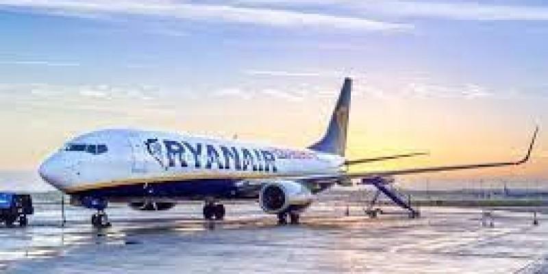 Ryanair przez pandemię zanotował 815 mln euro straty