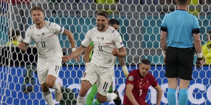 Euro 2020 rozpoczęte