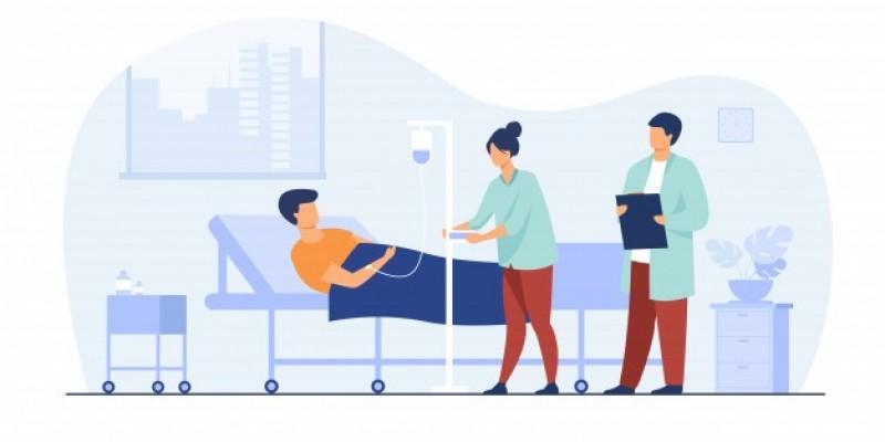 Coraz mniej pacjentów covidowych, nadal najwięcej w Limerick