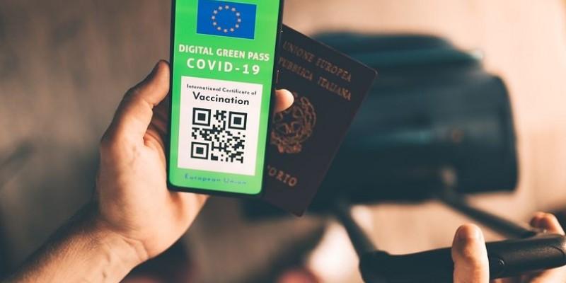 Irlandia jedynym krajem UE, gdzie nie działa paszport covidowy