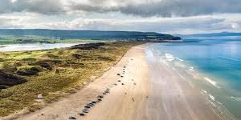 Kolejny historyczny rekord temperatury w Irlandii Północnej
