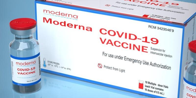 Apteki w Irlandii Płn. zaczynają podawać szczepionkę Moderny