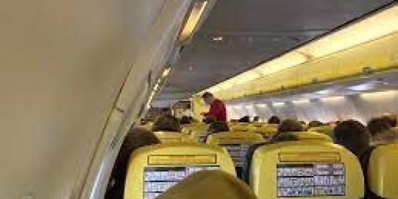 20 tys. euro od Ryanair dla chłopca poparzonego podczas lotu