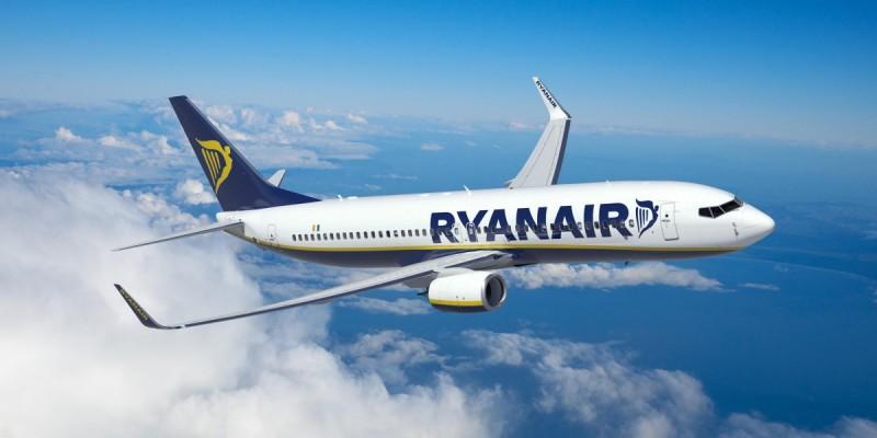 Ryanair wprowadza osiem nowych tras z Irlandii