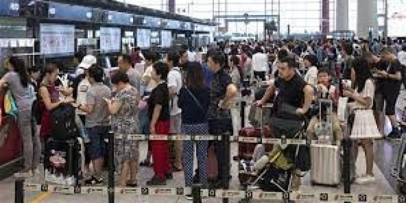 Ruch pasażerski w Irlandii wzrósł o 230 procent