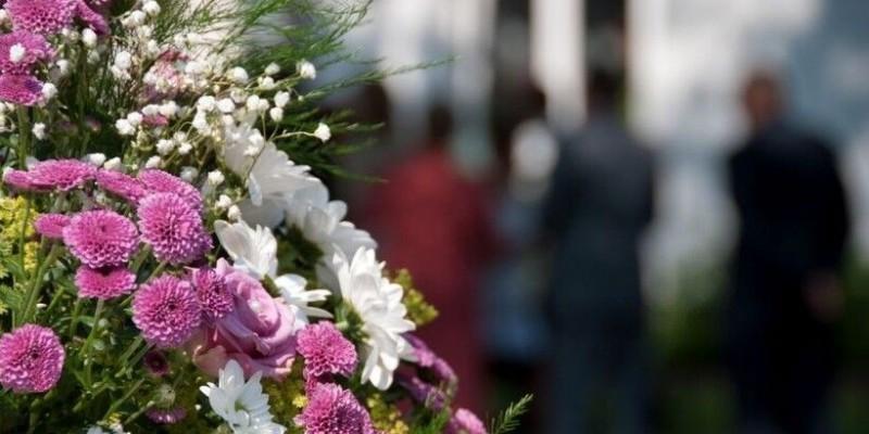 Zginął w dniu ślubu, narzeczona na pogrzeb przyszła w sukni ślubnej