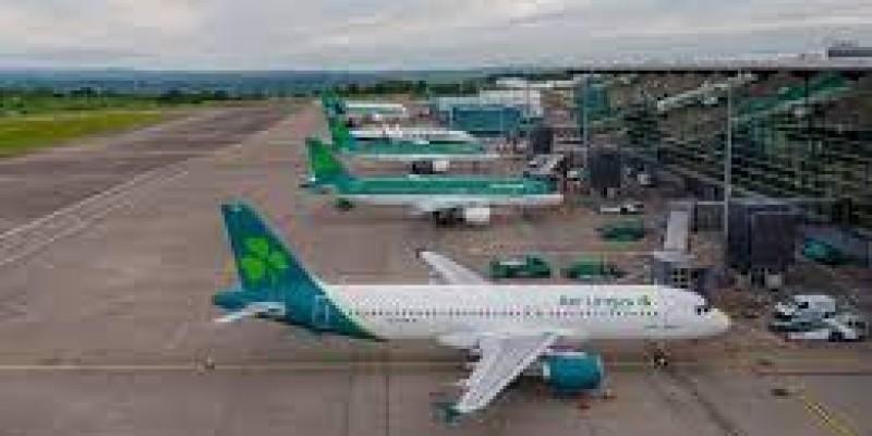 Zamknięte lotnisko w Cork