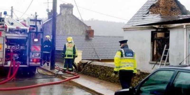 Kobieta zginęła w pożarze w Crosshaven.