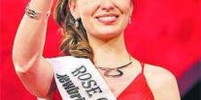 Najpiękniejszą Irlandką została Charmaine Kenny