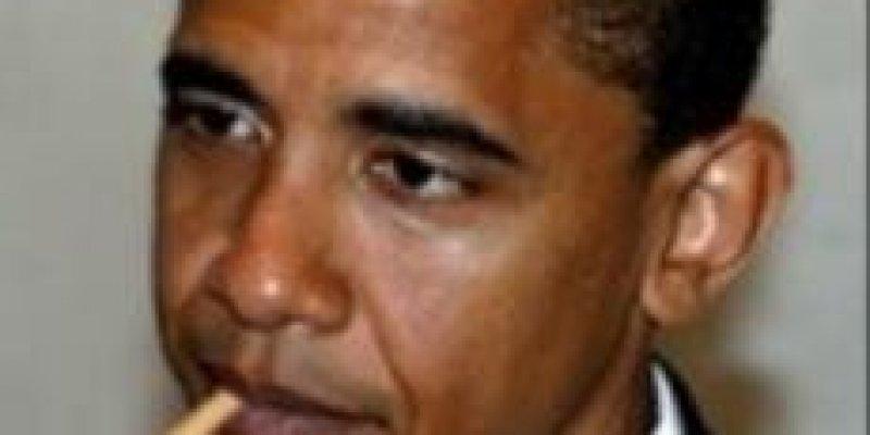 Przydent Obama Irlandczykiem
