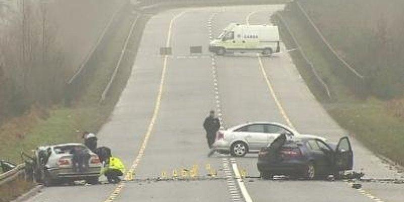 Kobieta w ciąży zginęła w wypadku samochodowym.