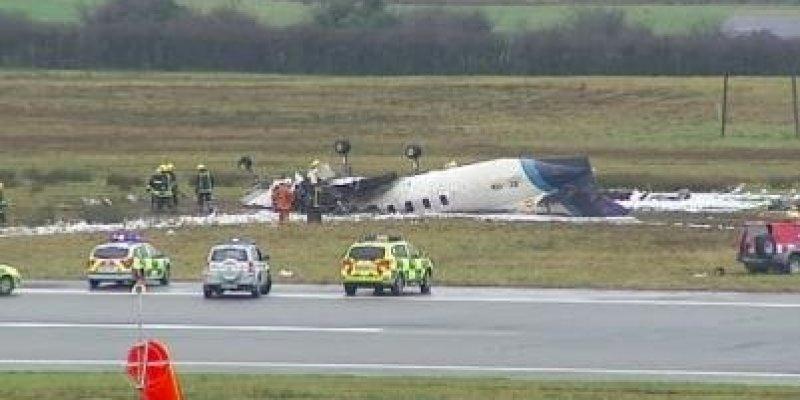 Tragedia na lotnisku w Cork.
