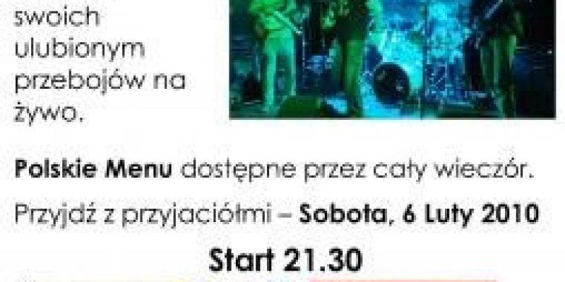 Muzyka na żywo w Avoca Cafe Bar, Blackrock