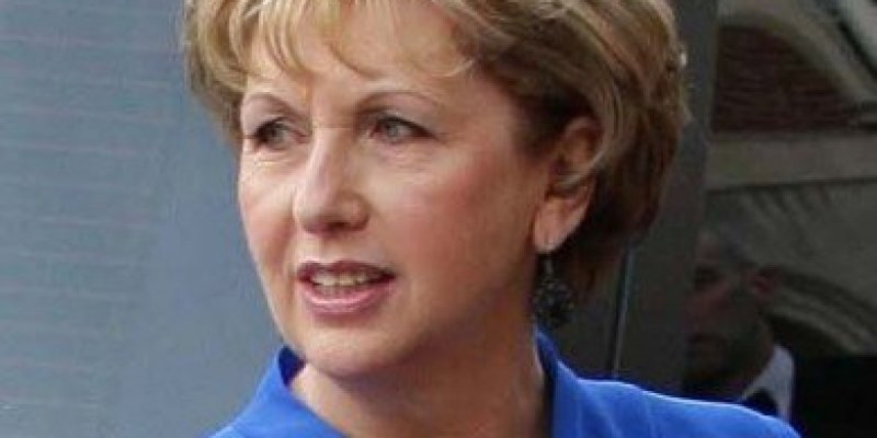Ostatnie przemówienie Mary McAleese, jako Pani Prezydent.