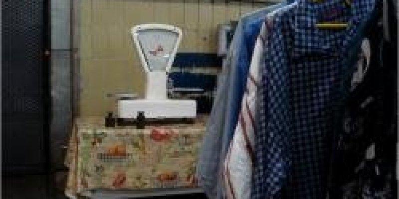 Zagadka używanej odzieży