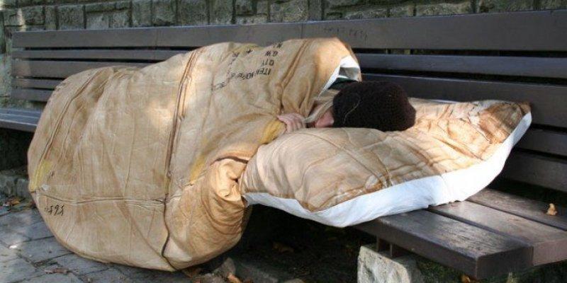 Śmierć bezdomnego w centrum Dublina