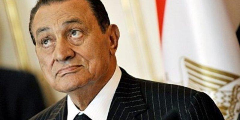 Grzywna dla Mubaraka