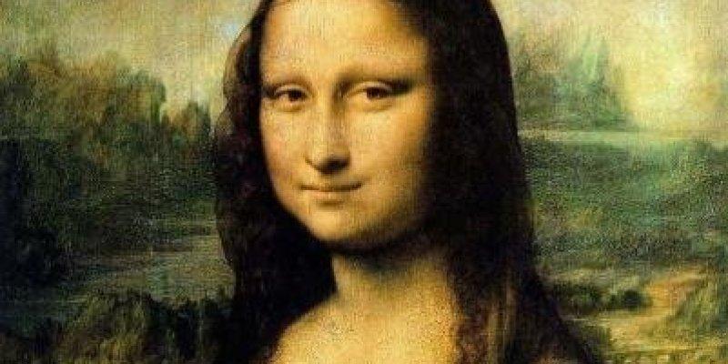 Mona Liza była mężczyzną ?