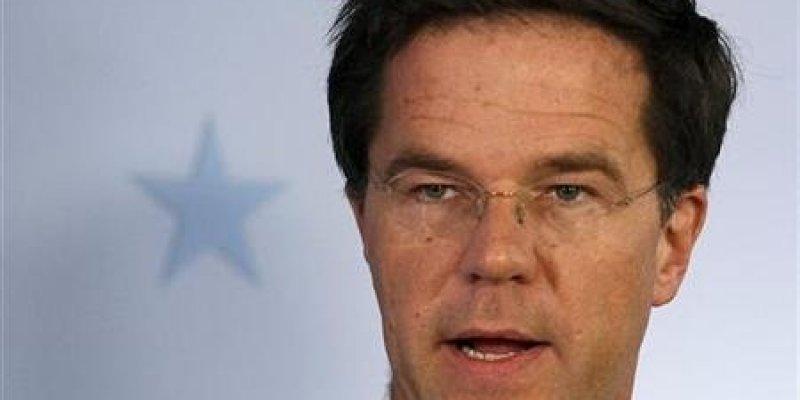 Premier Holandii podał rząd do dymisji