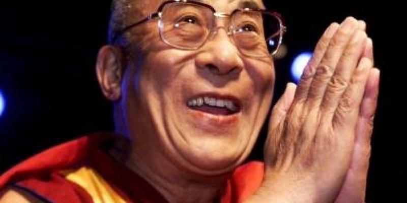 Wizyta Dalajlamy w Irlandii.