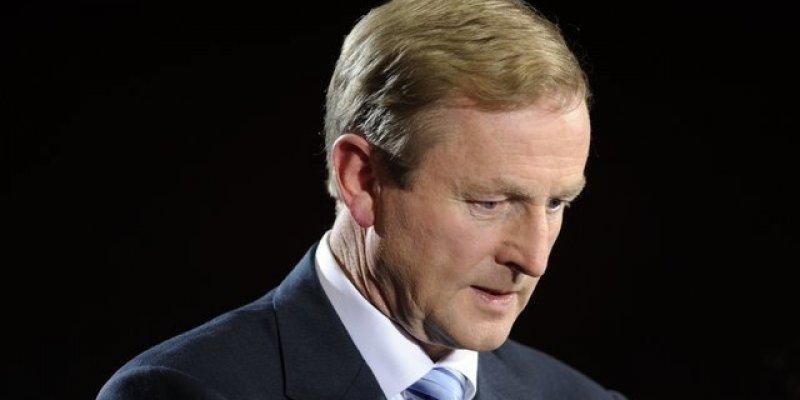 Premier Irlandii nieśmiało zapowiada podniesienie podatków.