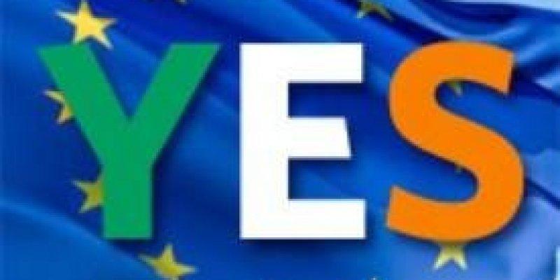 Zdecydowane TAK Irlandii dla Traktatu Lizbońskiego