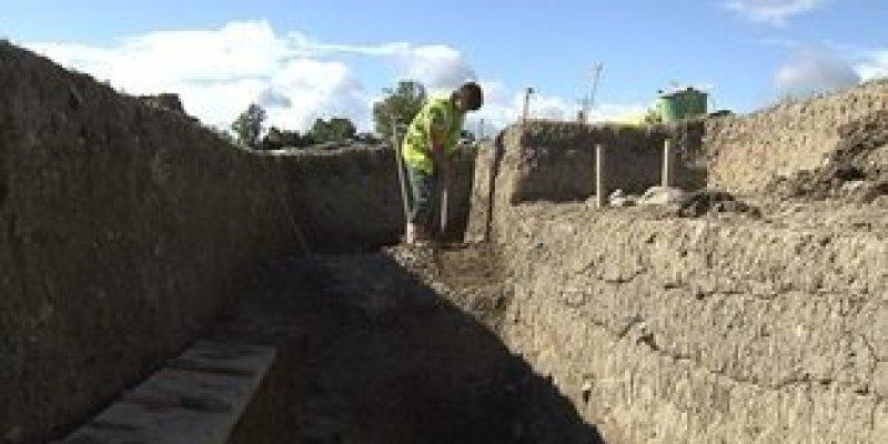 W Louth odkopali osadę Wikingów.