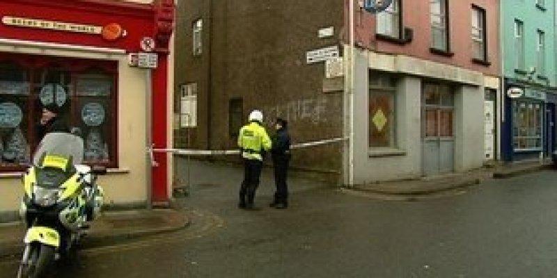 Zwłoki w centrum Cork