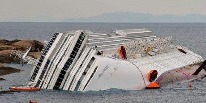 Costa Concordia- akcja ratunkowa przerwana