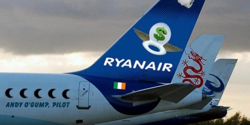 Ryanair wprowadza 0,25 € opłaty od każdego pasażera