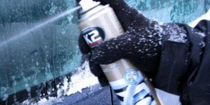 Zima w Irlandii - Kup odmrażacz do samochodu!