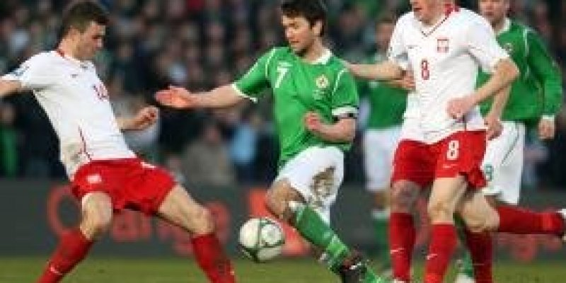 Polska - Irlandia Płn. 1:1