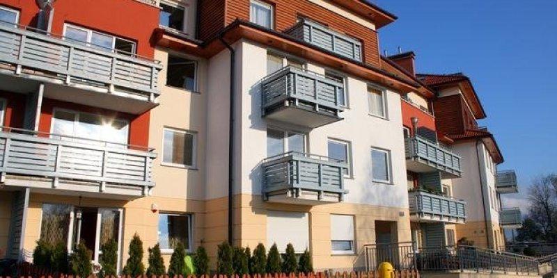 Spadek cen mieszkań