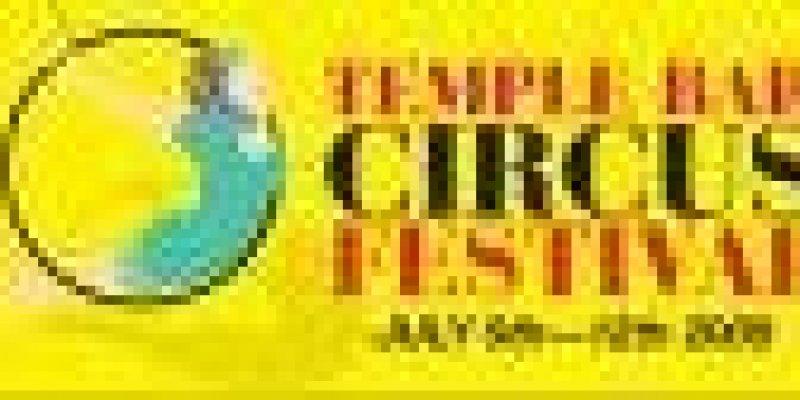 Temple Bar Circus Festival