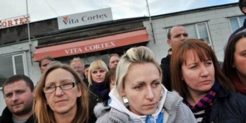 Pracownicy Vita Cortex nadal protestują